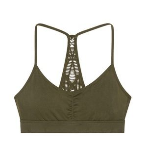 91bc309f40cec PINK Victoria s Secret Intimates   Sleepwear - Vs PINK WEEKENDER SEAMLESS  RACERBACK BRALETTE